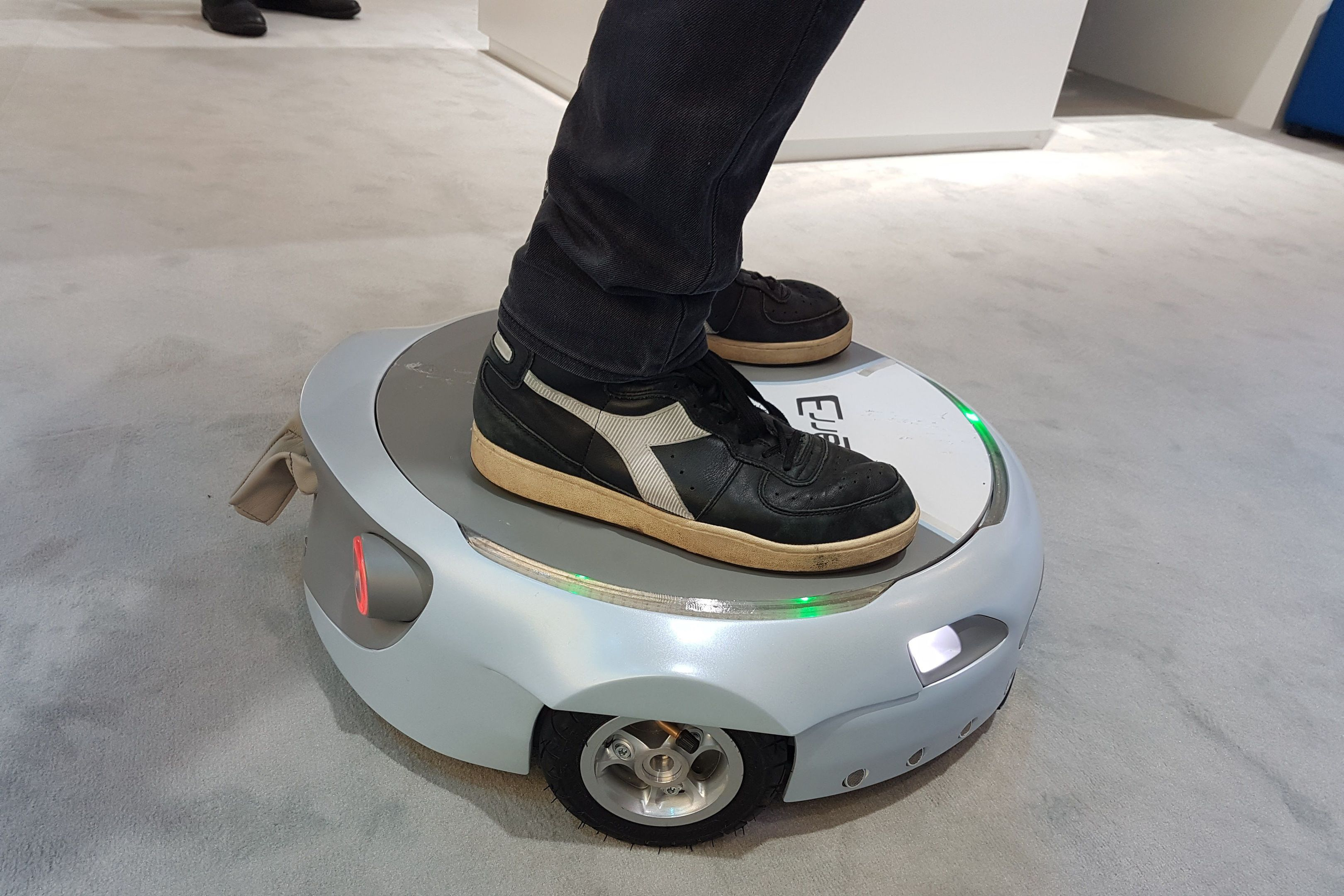 Real Working Hoverboard Fords Future City Hoverboards That Carry Shopping And Drone