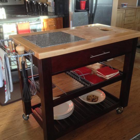 Good Chris U0026 Chris Pro Chef Kitchen Work Station JET1224 At The Home Depot    Mobile