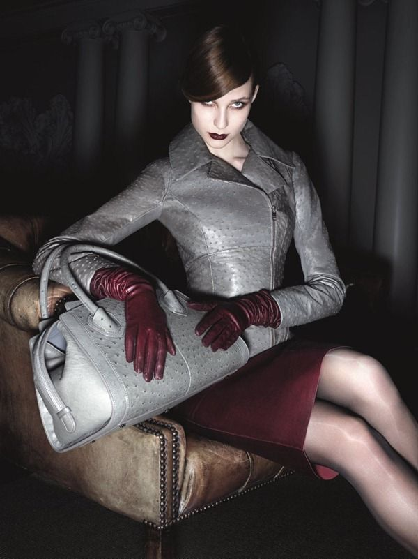 Jitrois (french leather designer) Fall 2012 Campaign by Rankin ~ Colette Le Mason @}-,-;—