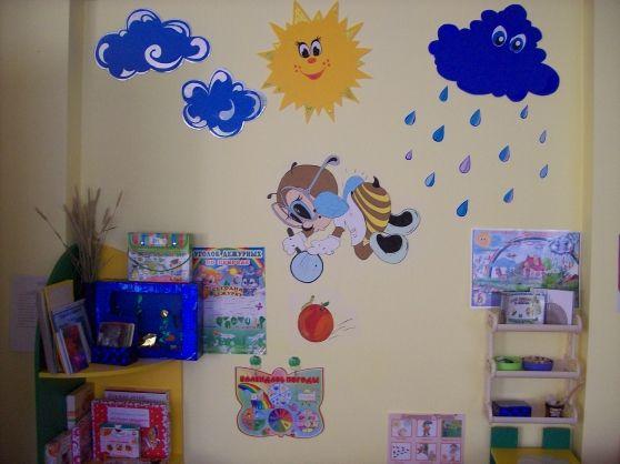 Оформление группы в детском саду в картинках шкафчиков 14