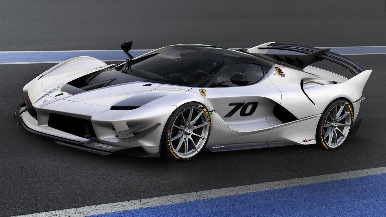 Ferrari Fxx K Evo Ferrari Fxx Ferrari Fxxk Sports Cars Luxury