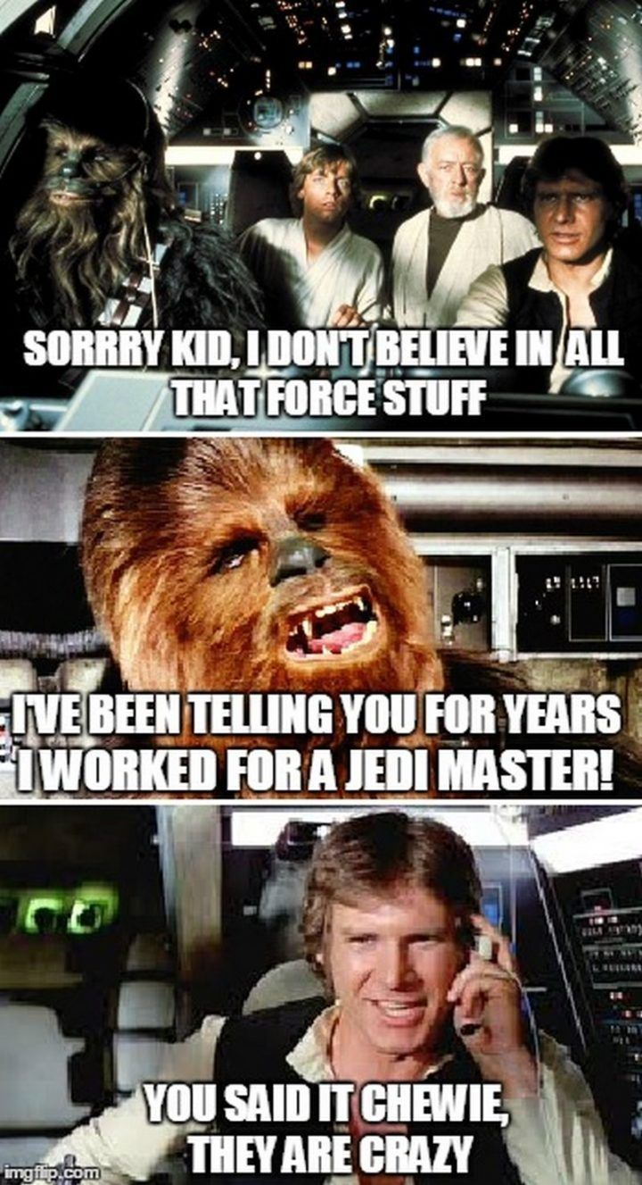Pin On Star Wars Funny