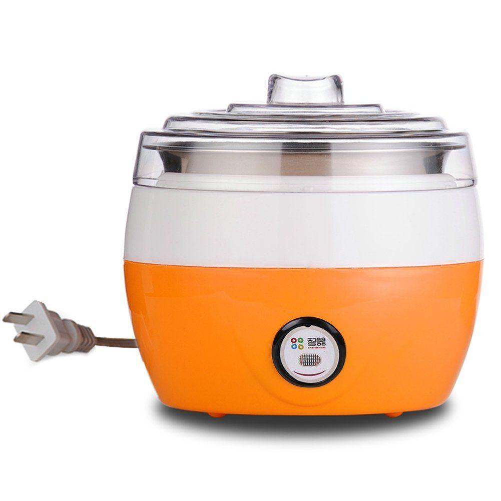 Holidayli Mini Household Yogurt Maker Machine, Essential Kitchen ...