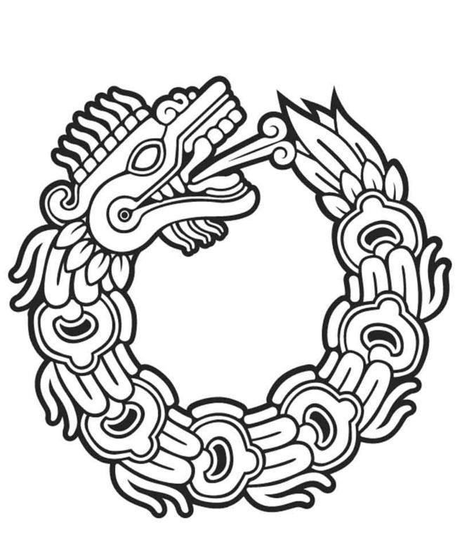 dibujo maya - Buscar con Google   Aztec   Pinterest   Buscar con ...