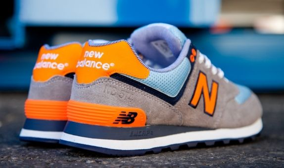 new balance ml574 uomo pelle