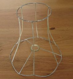 How To Recover A Lampshade Tutorial Diy Lamp Shade Recover Lamp Shades Rustic Lamp Shades
