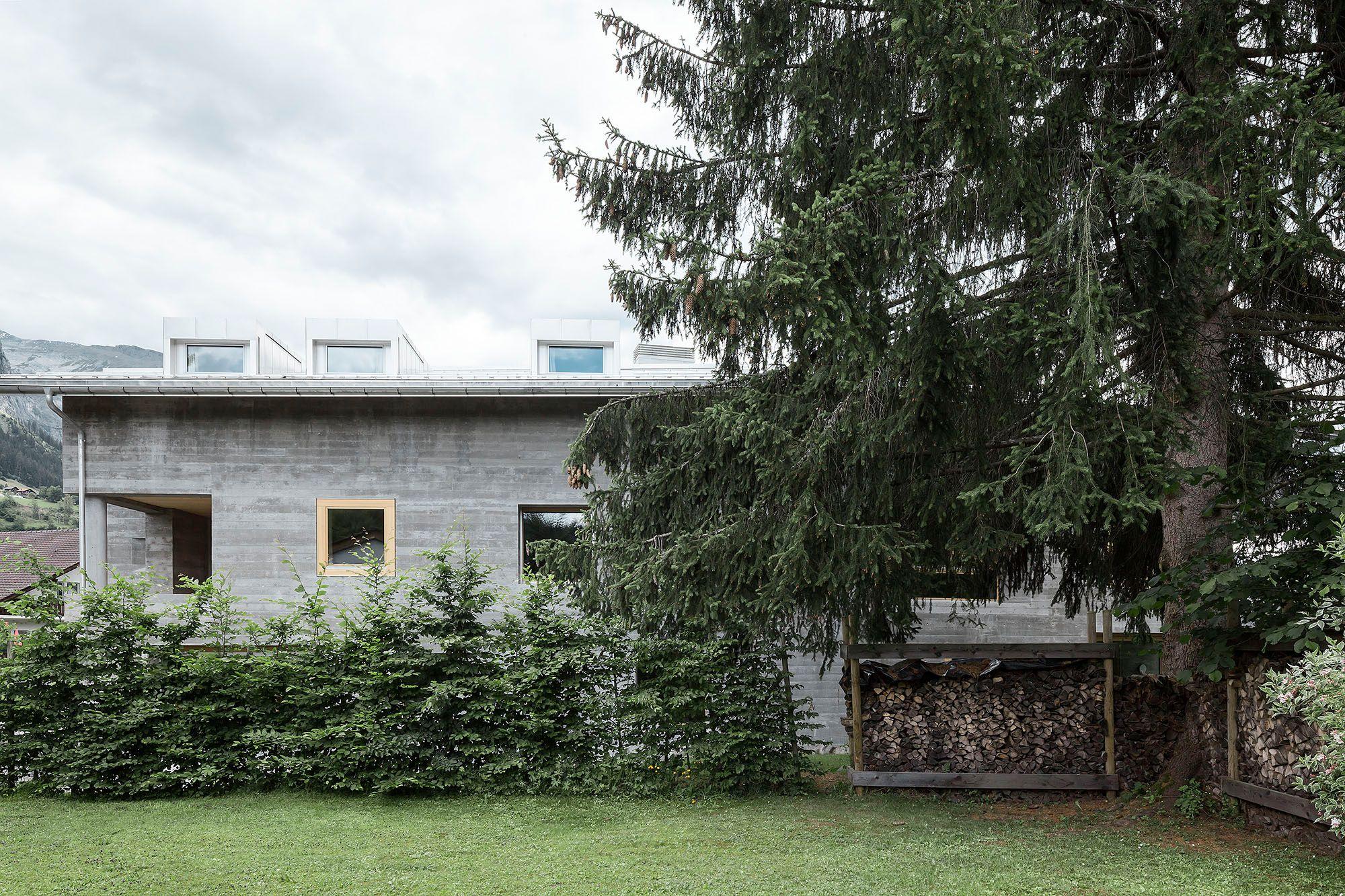 Claudia Luperto, Atelier Strut, Schweiz, Flims, Mehrgenerationenhaus 66422