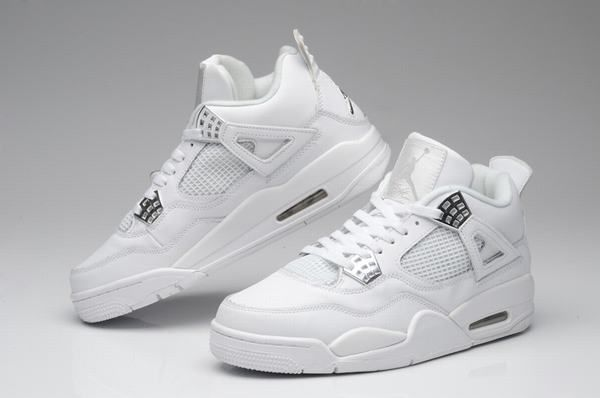 air jordans 4 white