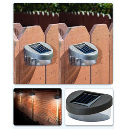 B Garden Outdoor Solar Powered Pathway Shed Wall Led