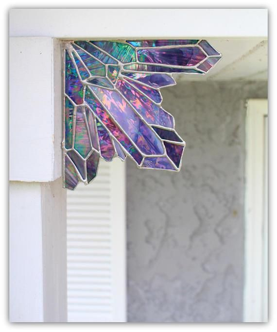 Fall Home Decor Trends: Aura Amethyst Crystal Cluster