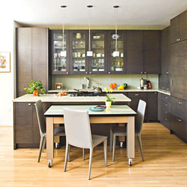 Cool Calm And Functional Kitchen: Love This Kitchen