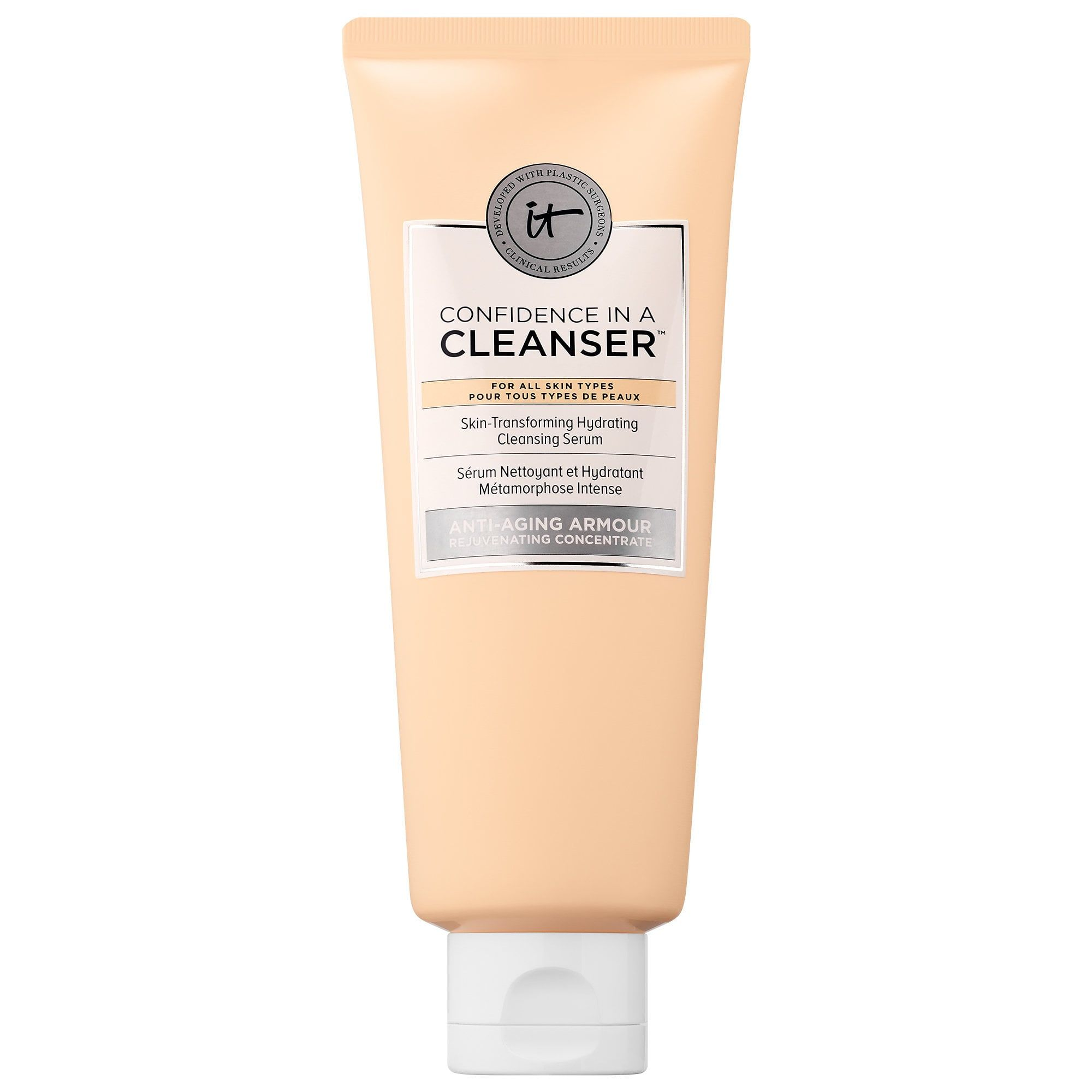 Confidence in a Cleanser Cleanser, Facial cleanser, Sephora