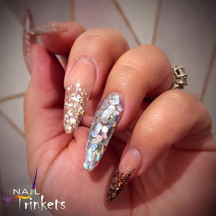 Nail Glitter By Nail Trinkets Shops Online Www Nailtrinkets Co Za Glitter Nails Nails Nail Art