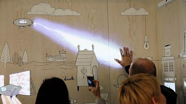 Animaciones interactivas en la Retail Design Expo Redacción Experimenta
