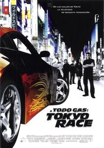 A Todo Gas 3	(The Fast and the Furious: Tokyo Drift,	2006) Vista el	18-abr-15