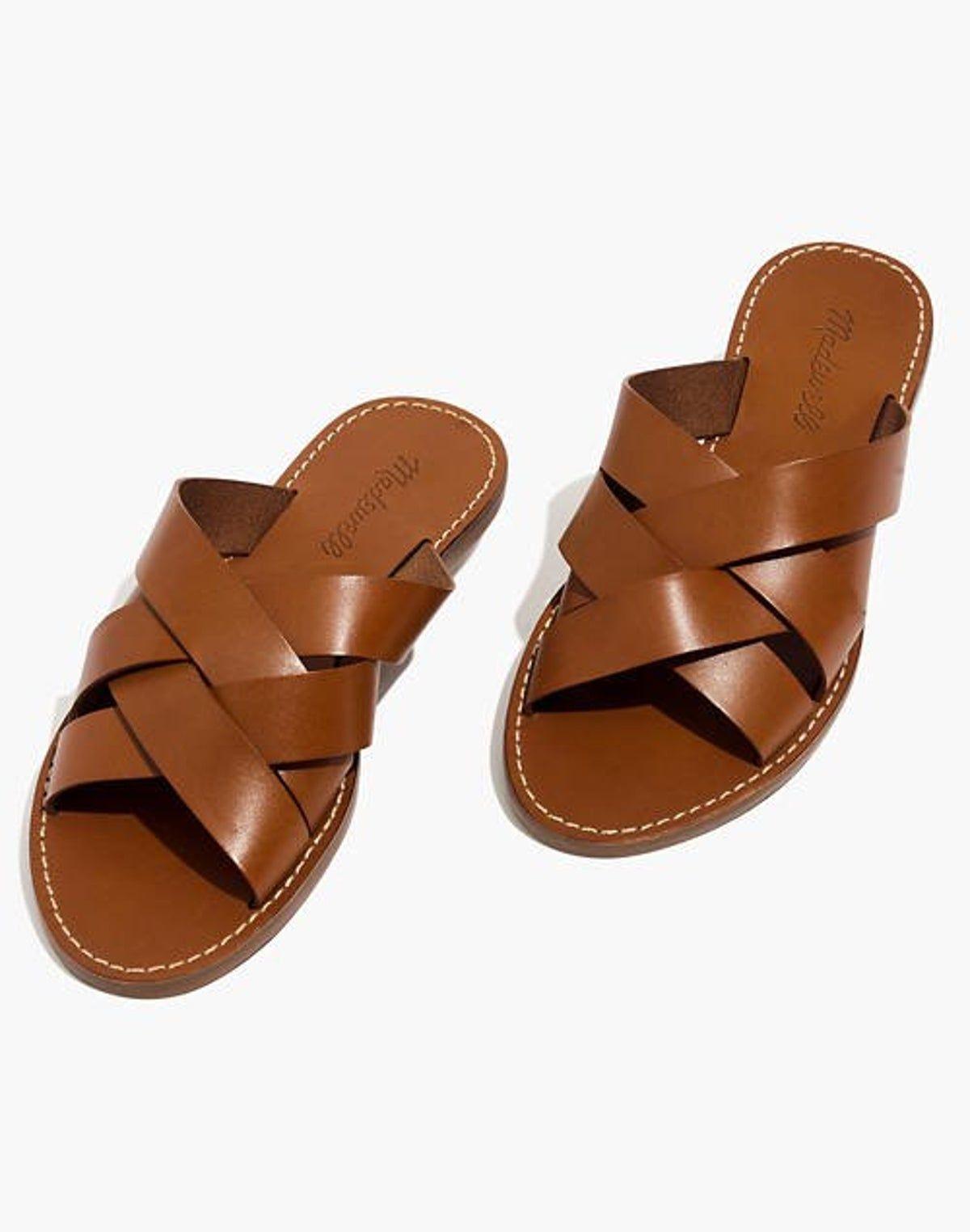 Accessorize London Femme Filles Sandales curseurs Pantoufles Chaussures Chaussures