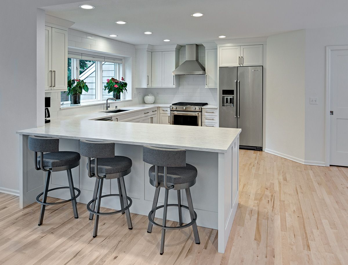 Kitchen Design 101: What Is a U-Shaped Kitchen Design? in ...