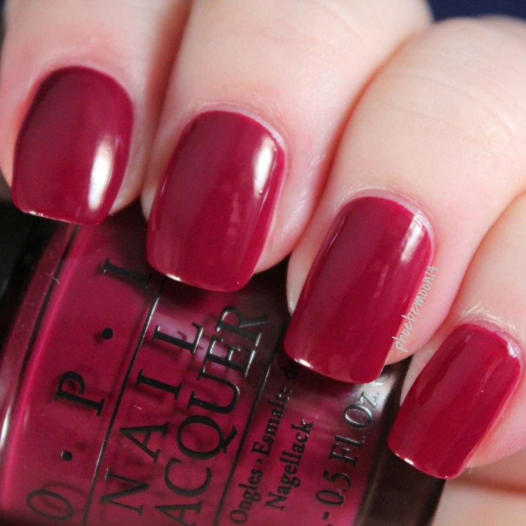 Opi what s the hatter with you nail color design and care