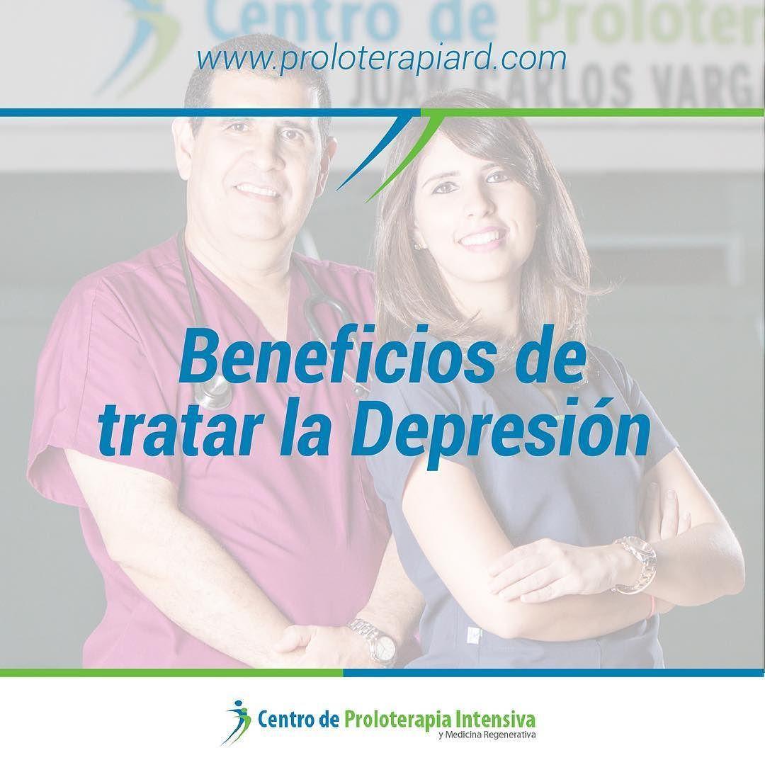 Tratar la depresión además de poderlo hacer sentir mejor emocionalmente puede reducir el dolor que tu sientes. Los estudios han demostrado que las personas que padecen condiciones como artritis y las migrañas sienten mucho más dolor y están más discapacitadas cuando están deprimidos. Buscar ayuda emocional puede aliviar tu dolor.  Haz tu cita  809.567.5050  #ProloterapiaRD #CentroDeProloterapia #DrJuanCarlosVargas