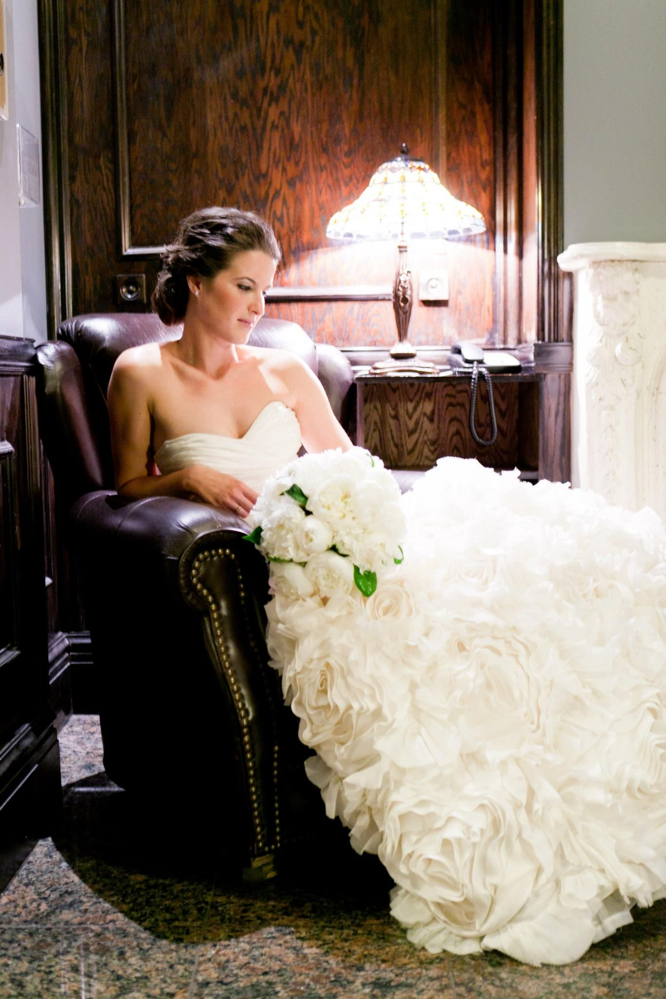 Monique Lhuillier Sunday Rose Size 3 Wedding Dress | Sunday rose ...