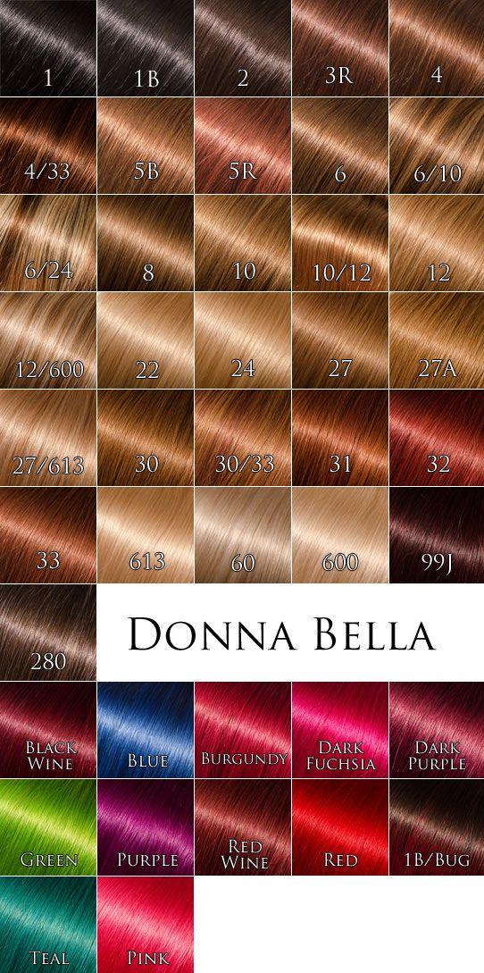Donna bella color chart at vision hair extensions hair donna bella color chart at vision hair extensions pmusecretfo Images