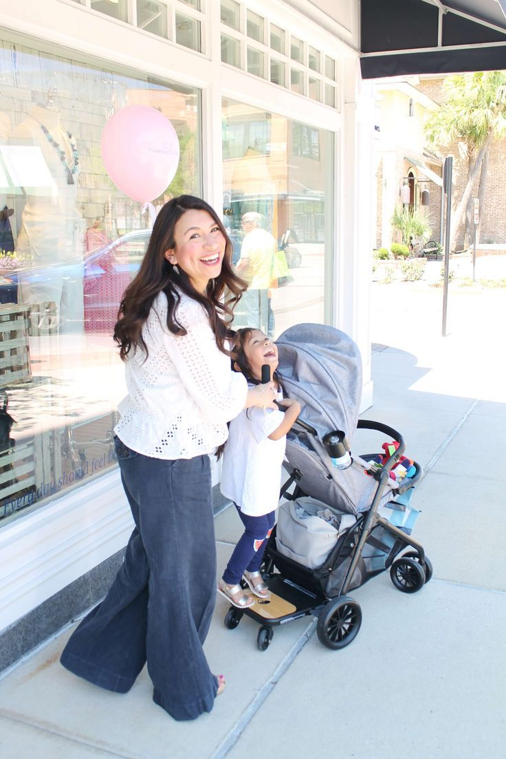 Stepping Into Spring Evenflo Sibby Travel System Seven