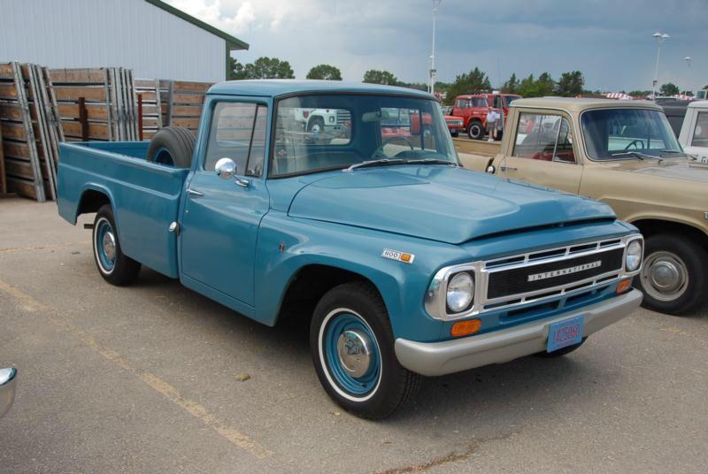 1960 S Ih Pickup Vintage Trucks Trucks International Harvester