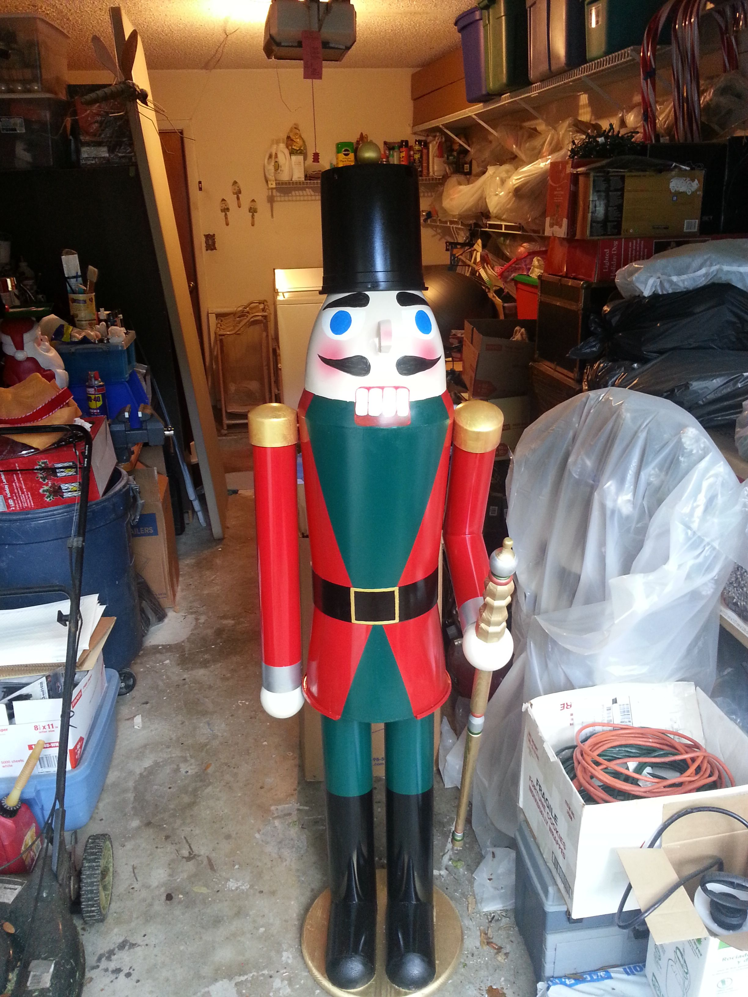 Jps Christmas Concert 2020 Life Size Nutcracker in 2020 | Nutcracker, Outdoor christmas