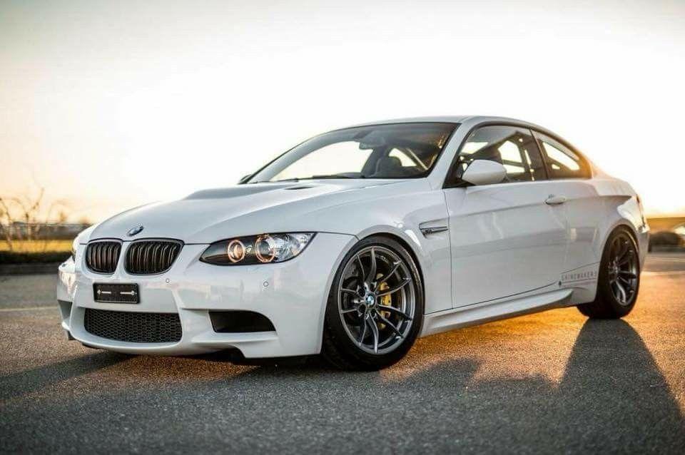 MPOWER/// BMW E92 M3 white (с изображениями)