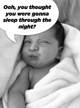 8 Adorably Angry Babies Photos Mom Humor Angry Baby Sleep Funny