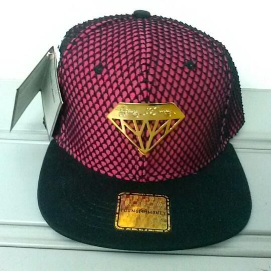 0958d1e68 bone aba reta young money snapback ab3067 boton diamante