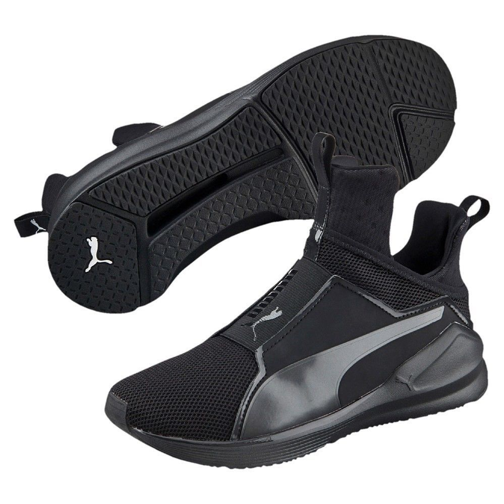 fb45c5cd6ce PUMA »FIERCE CORE« Fitness shoe Women s Black 188977 01