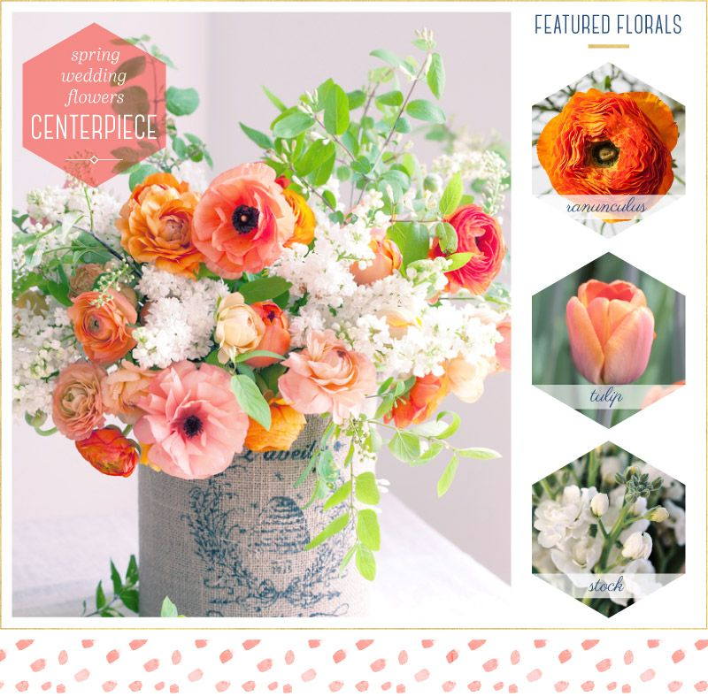 The 19 best flowers for your spring wedding spring wedding flowers the 19 best flowers for your spring wedding mightylinksfo