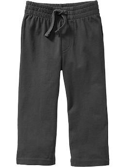 e6f141d945b95 Jersey Pull-On Pants for Baby
