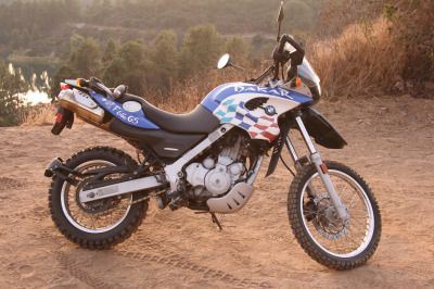 2002 Bmw F650gs Dakar Not The One For Sale In This Ad But Similar