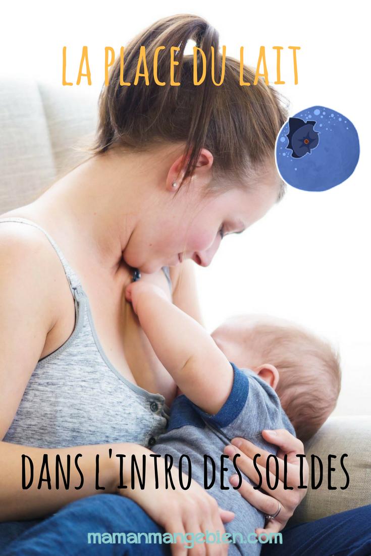 """Facebook Pinterest Gmail Êtes-vous toujours dans la phase d'introduction des solides? Que bébé soit avant ou après l'intro, il boit probablement du lait alors cet article vous intéressera probablement beaucoup! Je parle de """"lait"""" qui fait référence au lait maternel ou à la préparation pour nourrisson, il sera précisé lorsque je parlerai de lait de […]"""