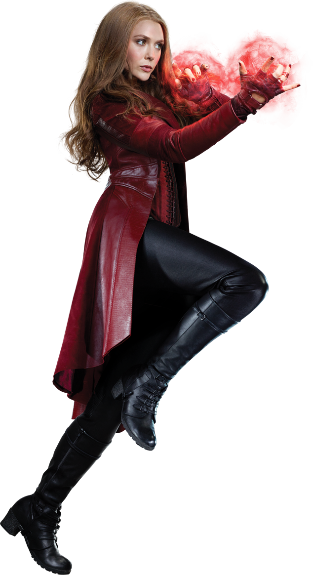 Image result for Captain America: Civil War - scarlet witch
