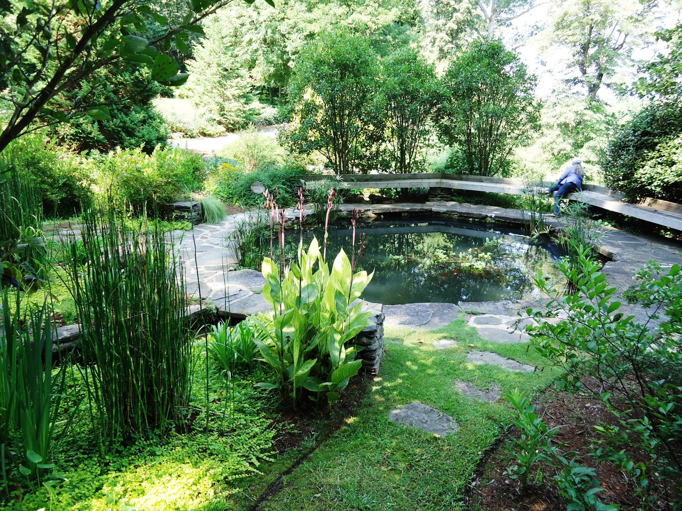 Octagon Pool At Dunaway Gardens In Newnan Georgia Beautiful