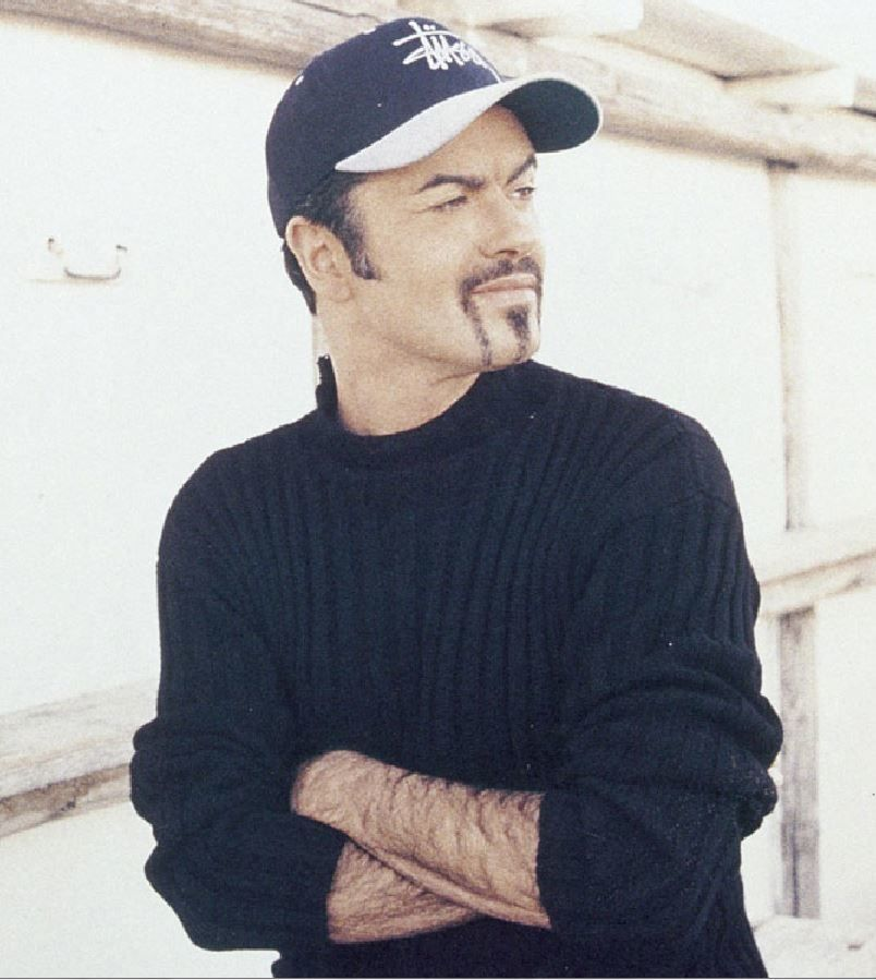 Pin on George Michael ♥ ♥ ♥ You have been loved.