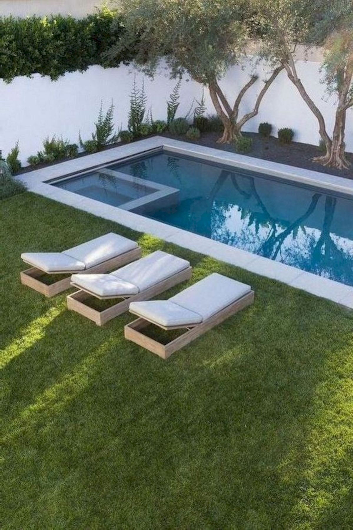 50 Gorgeous Small Swimming Pool Ideas For Small Backyard En 2020