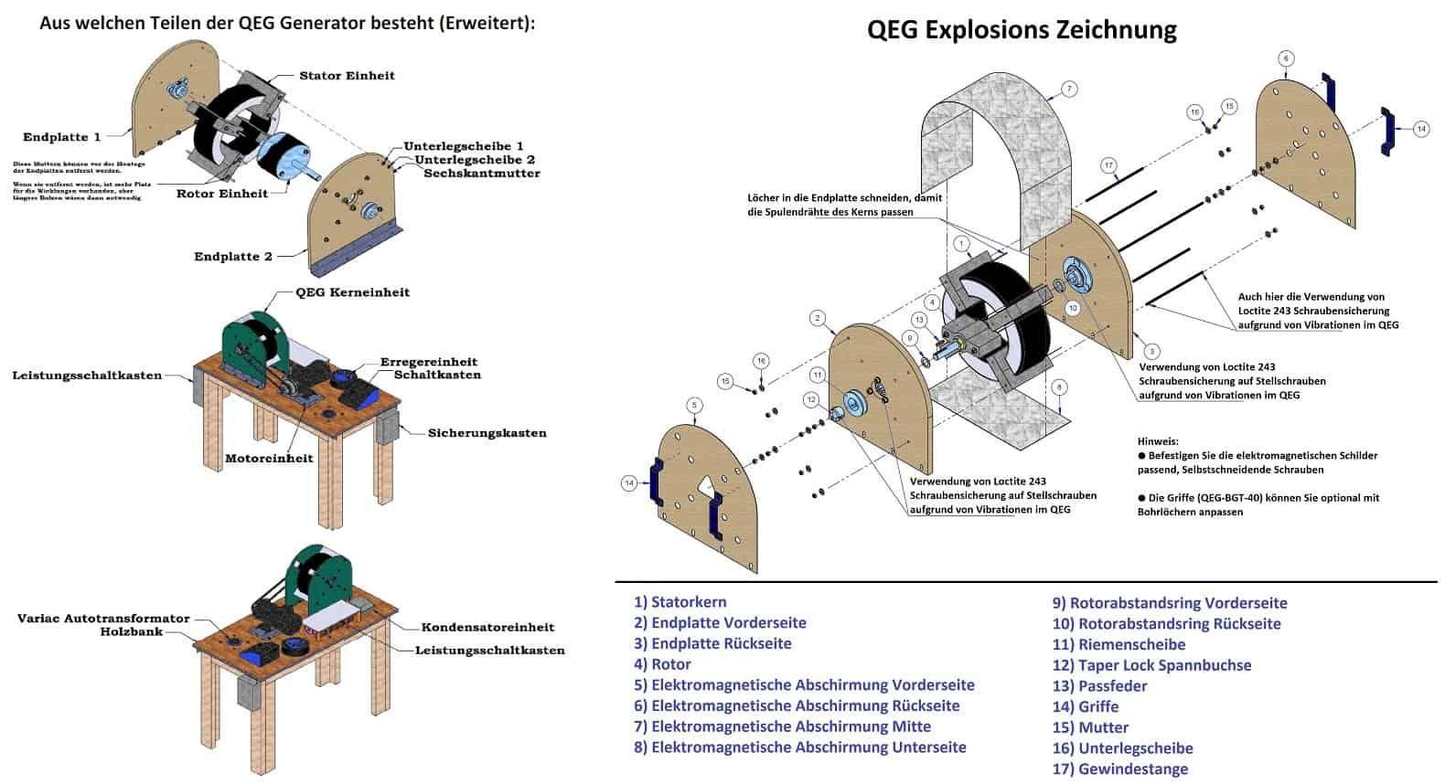 Energie pdf generator freie tesla bauanleitung QEG