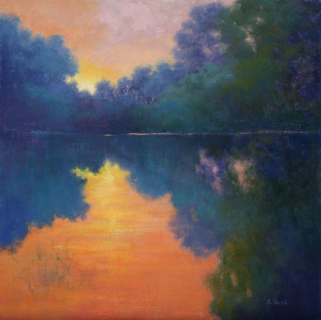 Ebb Flow Ellen Howard Landscape Paintings Fine Art Painting Landscape Paintings Art