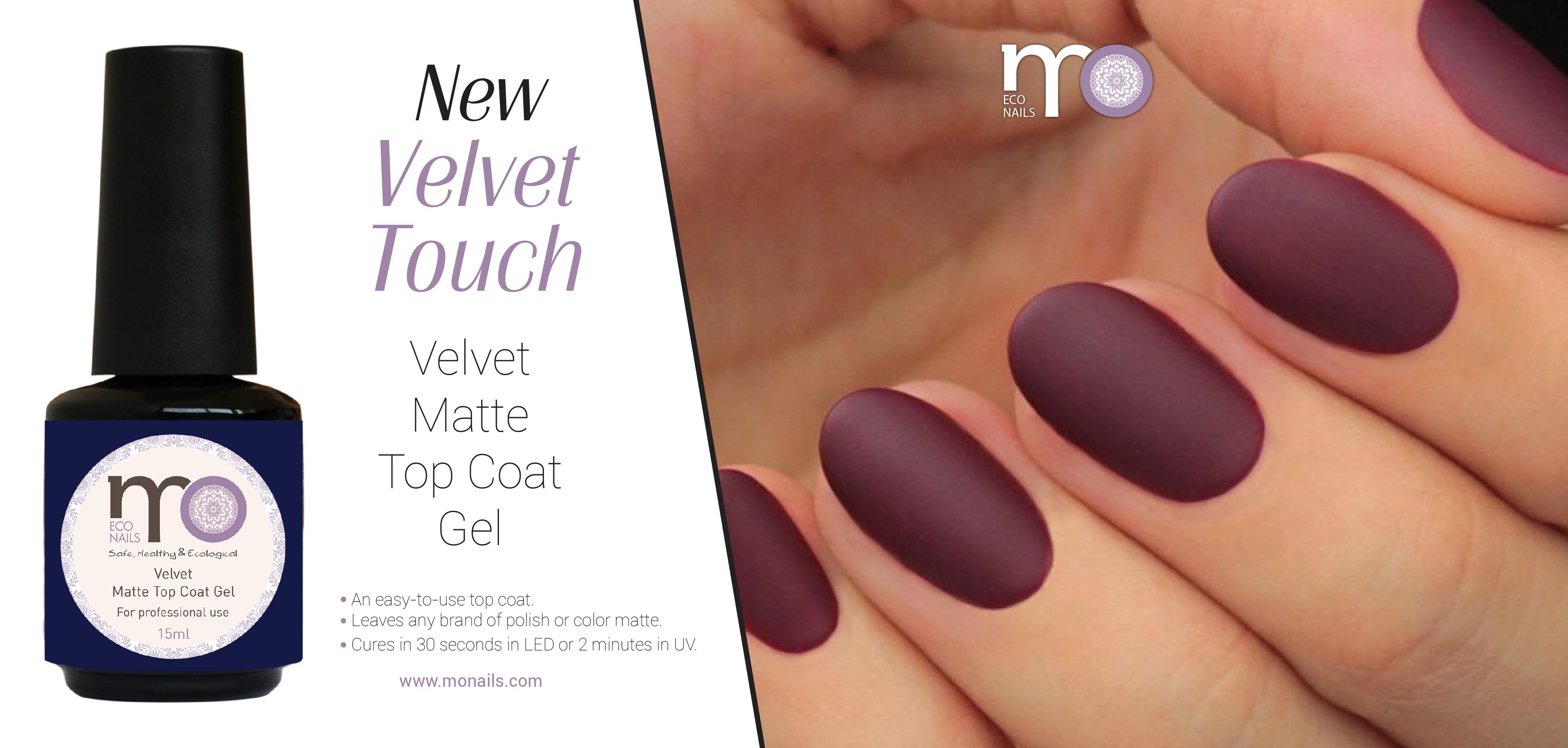 NEW in store! Now... the luxury of velvet at your fingertips! For a ...