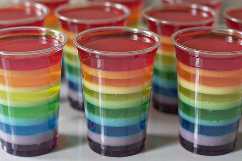 Rainbow Jelly