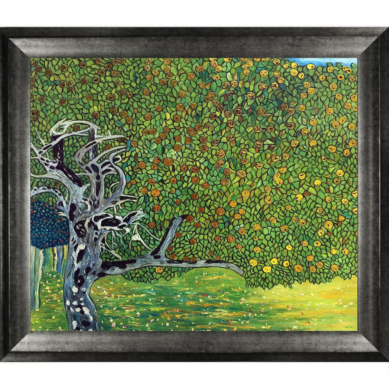 La Pastiche Gustav Klimt 'Golden Apple Tree'