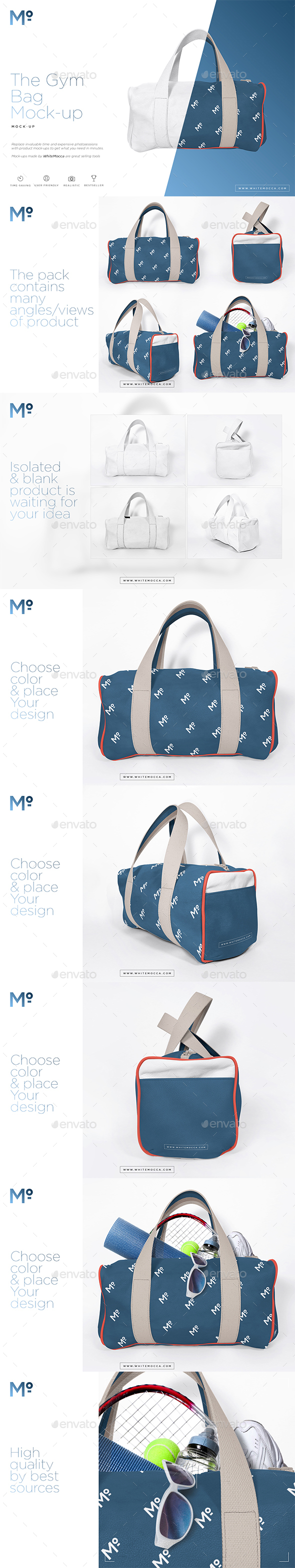 Download The Gym Bag Mock Up Miscellaneous Product Mock Ups Download Here Https Graphicriver Net Item The Gym Bag Mockup 1971 Bag Mockup Mockup Mockup Photoshop