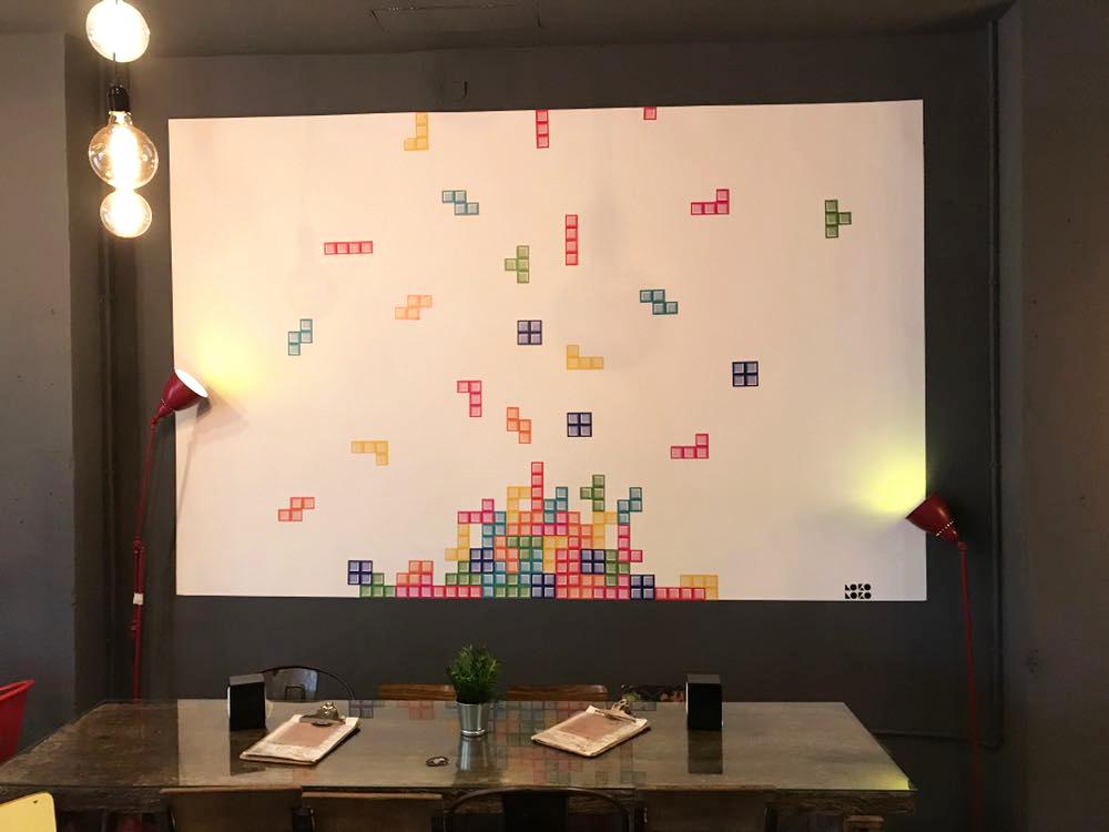 Tetris cubos en 2019 | ◂ Vinilos decorativos para paredes y muebles ...