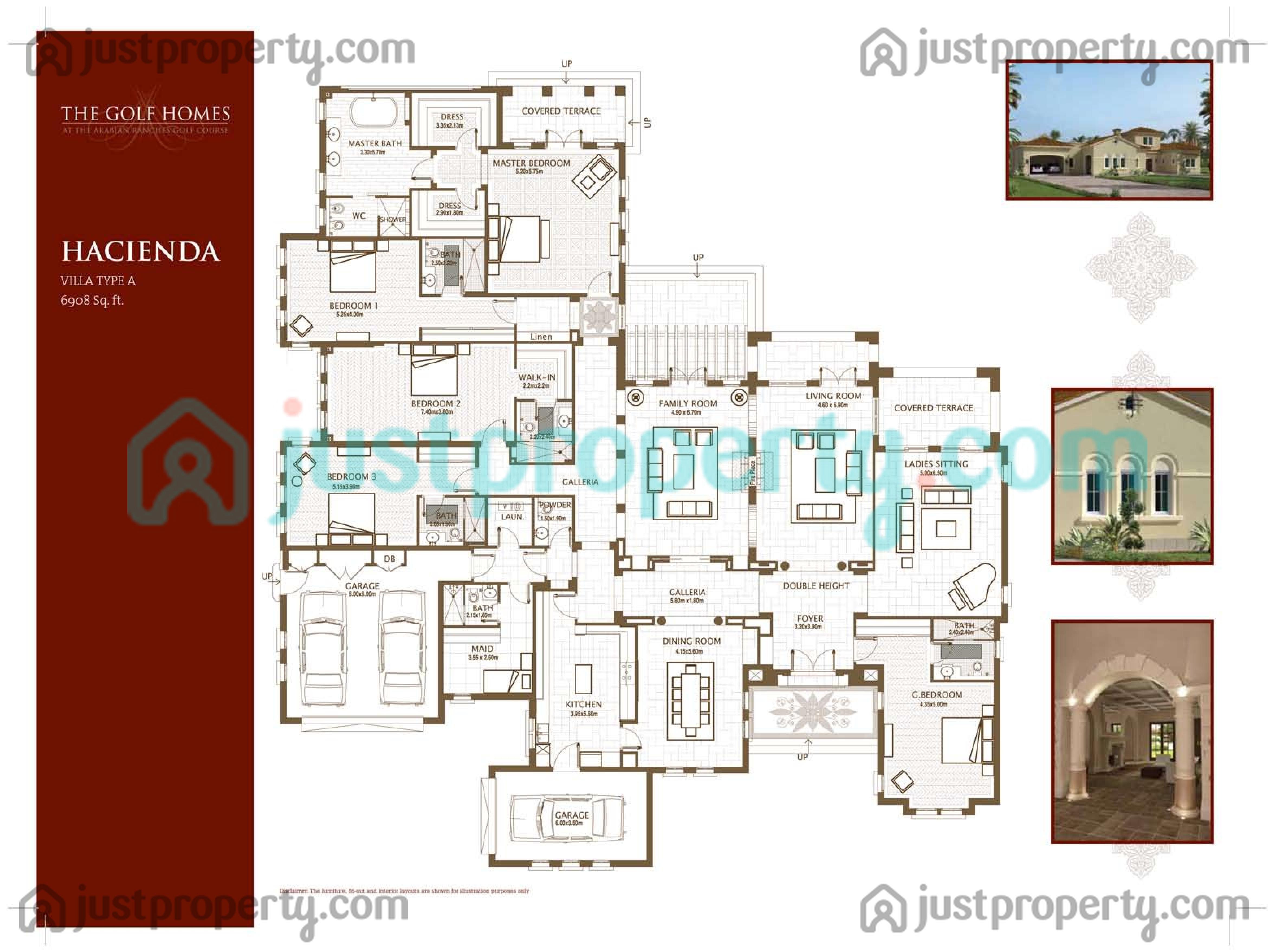 The Golf Homes Floor Plans Justproperty Com Floor Plans Garage Workshop Layout Floor Plan Design