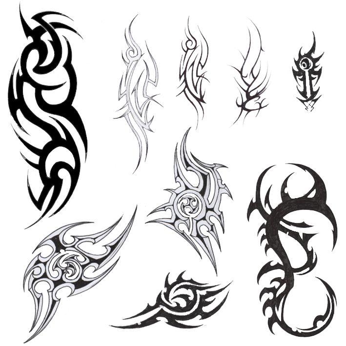 inside forearm tattoos for men | ... Tips In Choosing Tribal ...