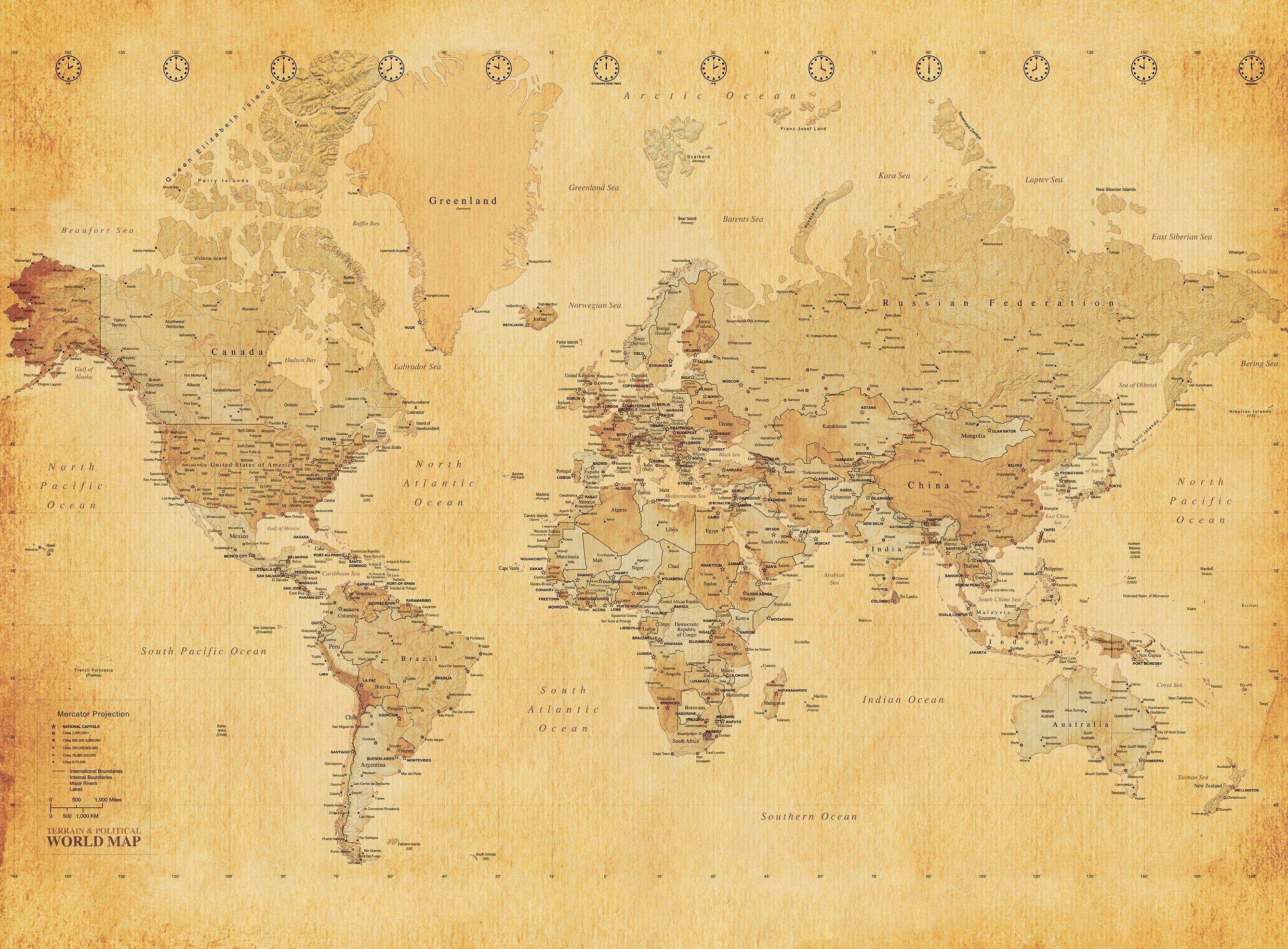2673x1969 Hd Antique Map Background Hd Desktop Wallpapers Windows Wallpapers Smart Phone Backgr World Map Wallpaper Vintage World Map Poster Antique World Map